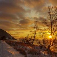 Солнце всходит :: Анатолий Иргл