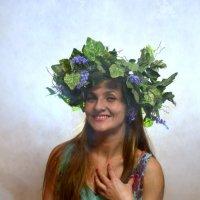 девушка Весна :: Виктор Замятин