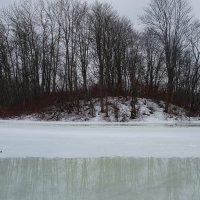 В Луговом (Озерковом) парке. Руинный пруд :: Елена Павлова (Смолова)