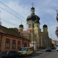 Улица  Русская  в  Черновцах :: Андрей  Васильевич Коляскин
