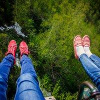 Подъём на гору Чегет , Приэльбрусье :: Кристина Беляева