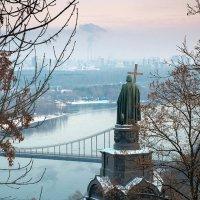 Взгляд на город. :: Андрий Майковский