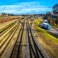 Литовские железные дороги :: Vsevolod Boicenka