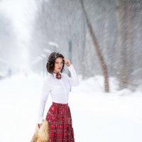 Охота на лису :: Ксения Огнева