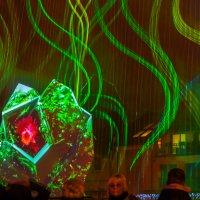 Фестиваль света в Клайпеде :: Леонид Соболев