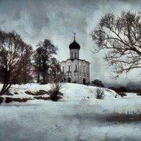 Храм Покрова на Нерли :: Игорь Иванов