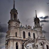 Храм в масонском стиле :: Борис Александрович Яковлев