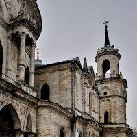 Северная сторона Храма :: Борис Александрович Яковлев