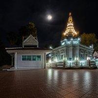 Храм полной луны :: Олег Фролов