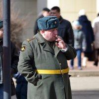 Так грустно, что хочется курить... :: Борис Русаков