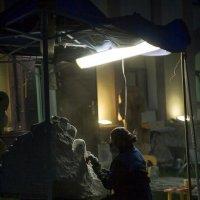 Ночная смена (2) :: Дмитрий Костоусов