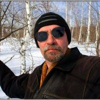 Прогулки в марте :: Андрей Заломленков
