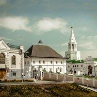 Казанский кремль :: Артур Рыжаков