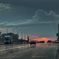 После ливня :: Виктор Четошников