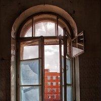 Окно старой больницы. :: Лилия *