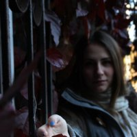 Мистическая осень :: Инесса Тетерина