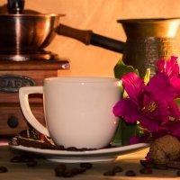 Чашка кофе :: Елена Кузнецова