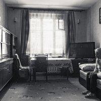 В ожидании сына :: Сергей Вахов
