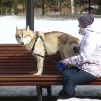 В парке Горького :: Наиля