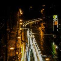 огни ночного города :: Anrijs Slišāns