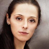портрет  девушки с карими глазами :: Светлана Ясевич