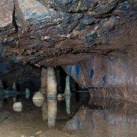 В пещере. :: Aleksandr Papkov