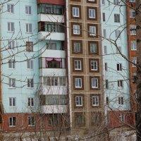 Театр одного балкона. :: Валентина Налетова