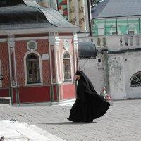 Свято-Троицкая Сергиева Лавра. Полет монаха :: Михаил Зобов