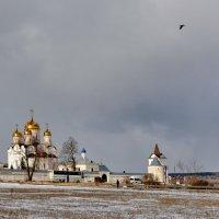 Можайский Лужецкий Рождества Богородицы Ферапонтов мужской монастырь :: Анастасия Смирнова