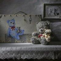"""""""Мимишный""""натюрморт... :: Svetlana Sneg"""