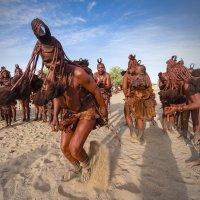 Африканские танцы :: Андрей Артамонов (artamonoff2009)