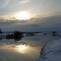 Tyosha River :: Andrey Stolyarenko