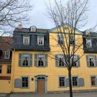 Дом Шиллера в Веймаре :: Olga