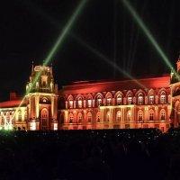 Праздник света в Царицыно. :: Евгений Голубев