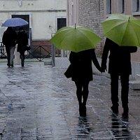 Про зонтики :: Людмила Синицына