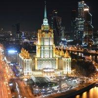 Москва :: Дмитрий Кияновский