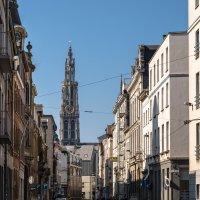 Башня главного собора Антверпена :: Witalij Loewin