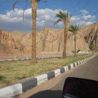 Дорога в Дахаб :: Lukum