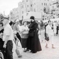 Израиль,Иерусалим.Площадь старого города. :: Татьяна Калинкина