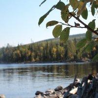 осень в карелии :: геннадий щербак