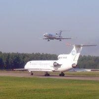 После посадки борта,занимайте полосу.. :: Alexey YakovLev