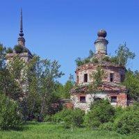 Казанская церковь недалеко от присёлка Русилово :: Анатолий Максимов