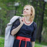 Портрет красивой девушки :: Павел Ладный