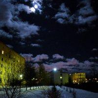 Ночная облачность :: Евгений нитко
