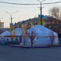 Наурыз - восточный новый год :: Alexandr Staroverov