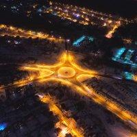 Ночной Бор :: Андрей Миронов