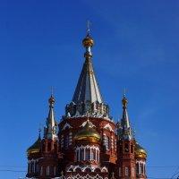 Свято-Михайловский Собор. г. Ижевск :: Алексей Golovchenko