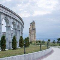 IMG_4531 Мемориальный комплекс жертвам репрессий,Ингушетия :: Олег Петрушин