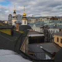Московские крыши 2 :: Александр Зайцев