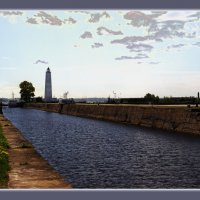 Кронштадт - деревянный маяк :: Сергей Андриянов